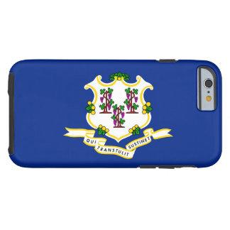 Connecticut State Flag Design Decor Tough iPhone 6 Case