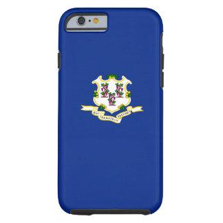 Connecticut State Flag Design Tough iPhone 6 Case