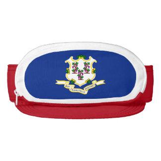 Connecticut State Flag Design Visor