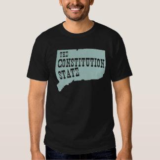 Connecticut State Motto Slogan Shirt