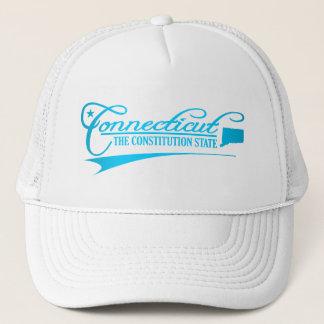 Connecticut State of Mine Trucker Hat