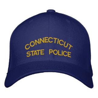 CONNECTICUT, STATE POLICE CAP
