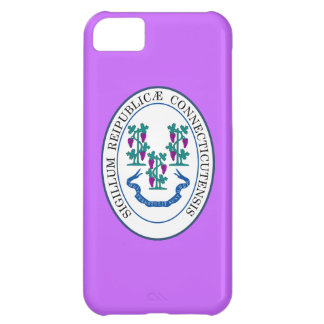connecticut state seal cover for iPhone 5C
