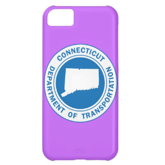 connecticut state seal dept transportation case for iPhone 5C