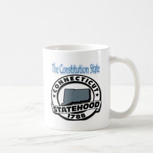 Connecticut Statehood 1788 Coffee Mug