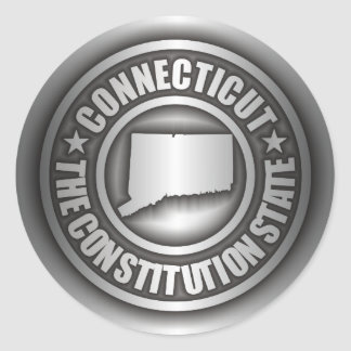 """Connecticut Steel"" Stickers"