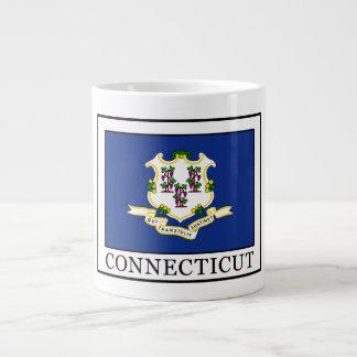 Connecticut Taza De Café Gigante