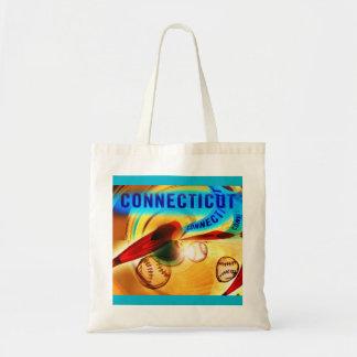 Connecticut/tote Canvas Bags