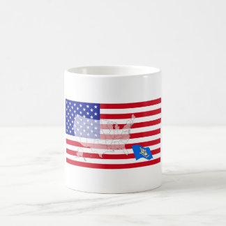 Connecticut, USA Coffee Mug