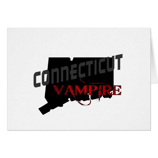 CONNECTICUT vampire Card