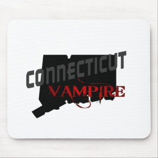 CONNECTICUT vampire Mouse Pad