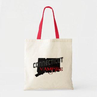 CONNECTICUT vampire Tote Bag