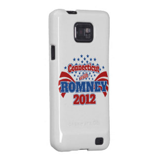 Connecticut with Romney 2012 Galaxy SII Covers