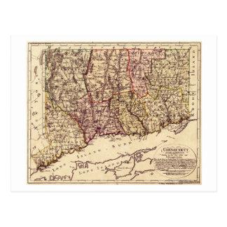 ConnecticutPanoramic MapConnecticut Postal