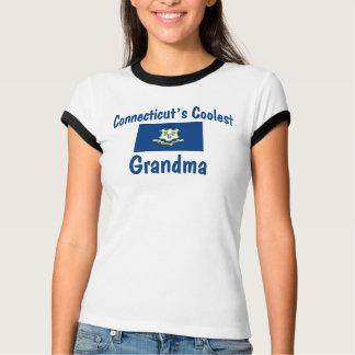 Connecticut's Coolest Grandma T-Shirt