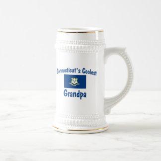 Connecticut's Coolest Grandpa Coffee Mugs
