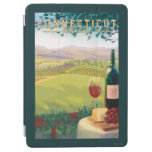 ConnecticutWine Country Scene iPad Air Cover