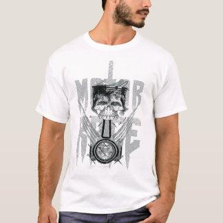 Connecting rod skull T-Shirt