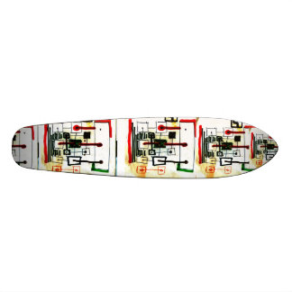 Connections Skateboard Deck