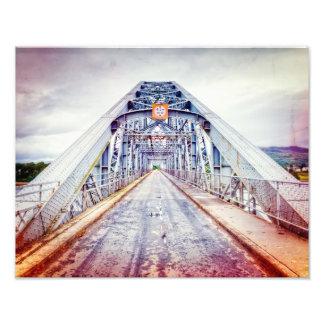Connel Bridge Scotland Photo Print