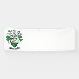 Connell Coat of Arms Banner