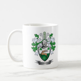 Connell Coat of Arms Coffee Mug