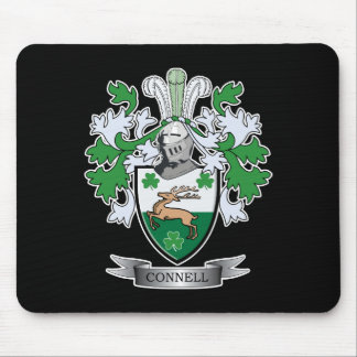 Connell Coat of Arms Mouse Pad