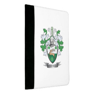 Connell Coat of Arms Padfolio