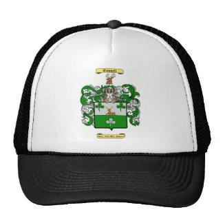connell trucker hat
