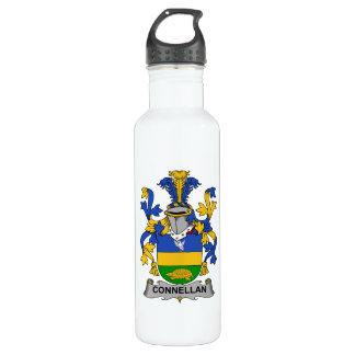 Connellan Family Crest Water Bottle