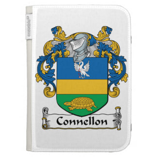 Connellon Family Crest Kindle Keyboard Covers