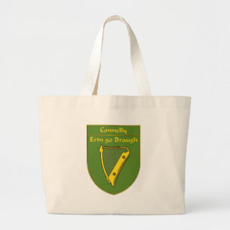 Connelly 1798 Flag Shield Jumbo Tote Bag