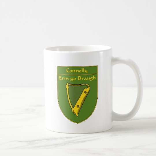 Connelly 1798 Flag Shield Coffee Mug