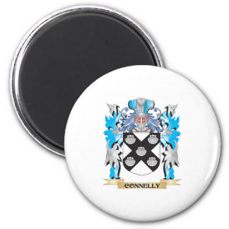 Connelly Coat of Arms - Family Crest Fridge Magnet