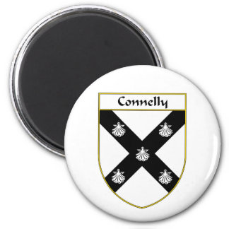 Connelly Coat of Arms/Family Crest Refrigerator Magnets