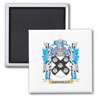 Connelly Coat of Arms - Family Crest Refrigerator Magnets