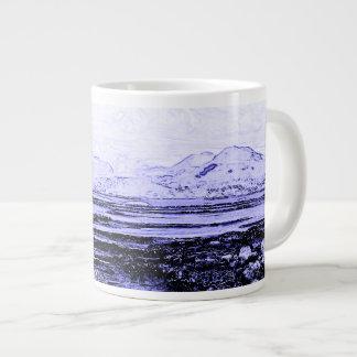 Connemara 20 Oz Large Ceramic Coffee Mug