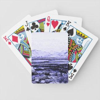 Connemara Bicycle Playing Cards