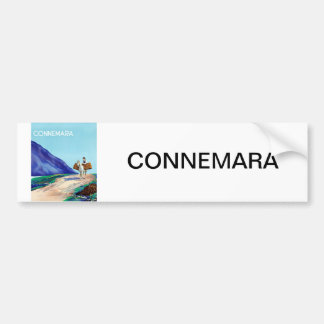 Connemara Bumper Sticker