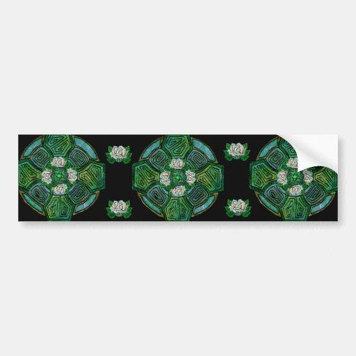 Connemara Cross Bumper Sticker