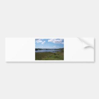 Connemara Lake Bumper Sticker