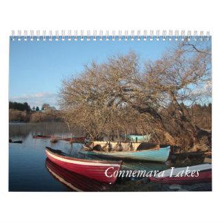 Connemara Lakes Calendar
