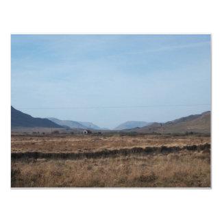 Connemara Landscape 4.25x5.5 Paper Invitation Card