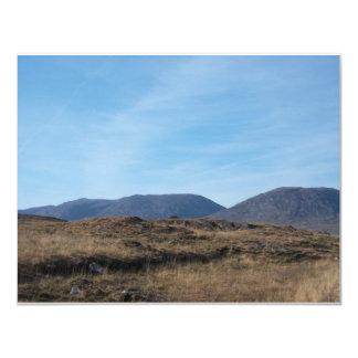 Connemara Mountains 4.25x5.5 Paper Invitation Card