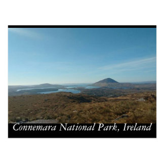 Connemara National Park, Postcard