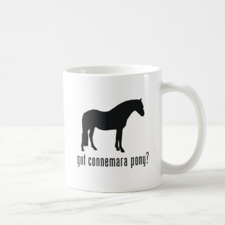 Connemara Pony Coffee Mug