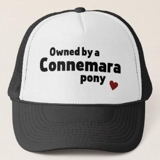 Connemara pony trucker hat