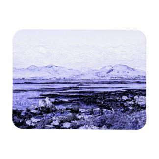 Connemara Rectangular Photo Magnet