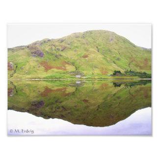 Connemara Reflections Photograph