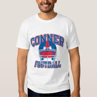 Conner Cougars Football T-shirt